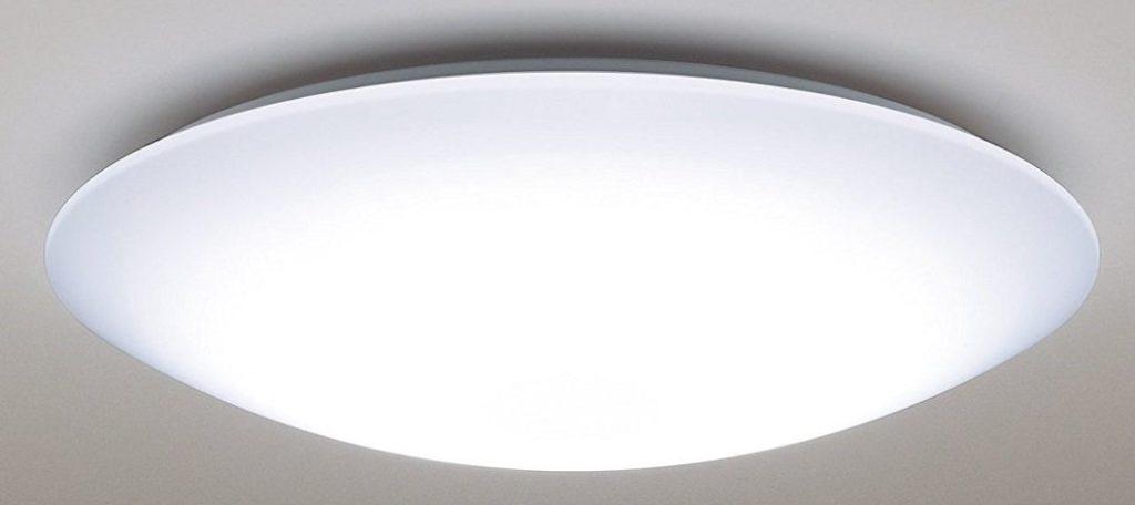 シーリングライトでリモコンが使えない例