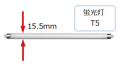 T5蛍光灯