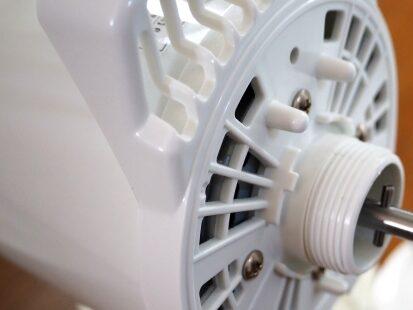 DCモーターのサーキュレーターを検討