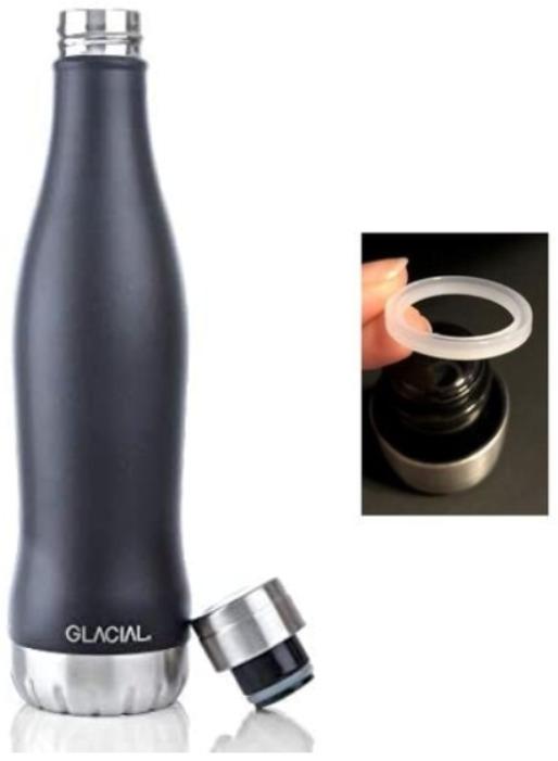グレーシャル 炭酸水筒